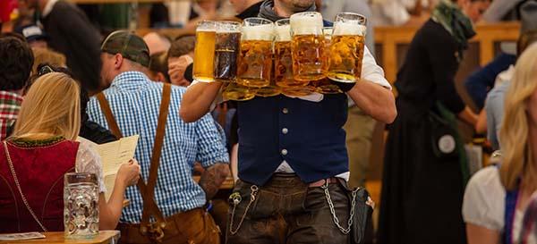 Oktoberfest Munchen